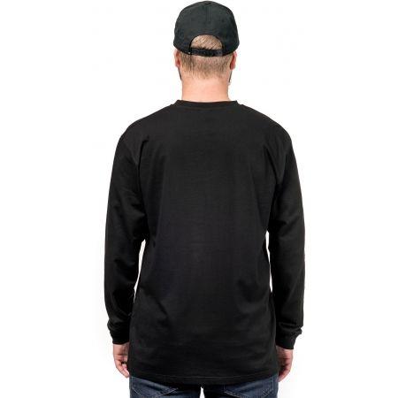 Pánské triko s dlouhým rukávem - Horsefeathers KENT LS T-SHIRT - 2