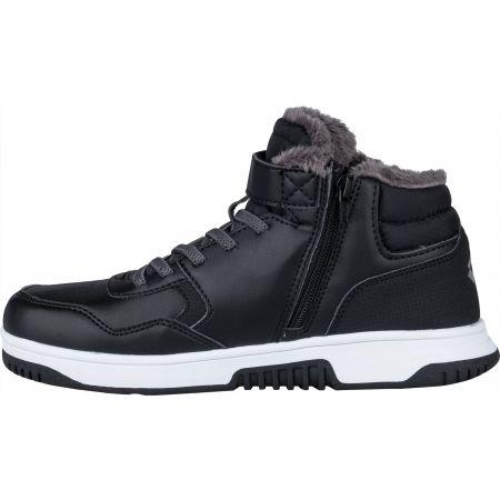 Chlapecká volnočasová obuv - Lotto TRACER MID LTH CL SL - 4