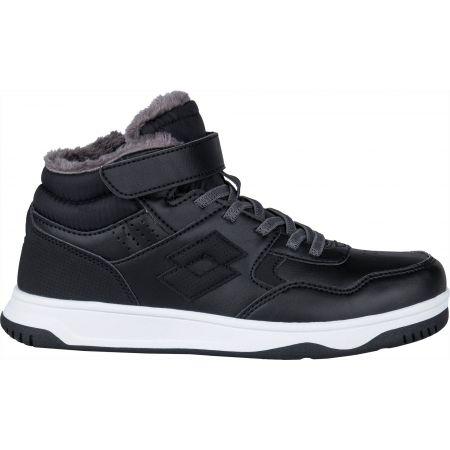 Chlapecká volnočasová obuv - Lotto TRACER MID LTH CL SL - 3