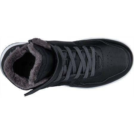 Chlapecká volnočasová obuv - Lotto TRACER MID LTH CL SL - 5