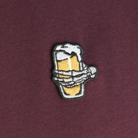 Pánské tričko - Horsefeathers LAST SIP T-SHIRT - 3