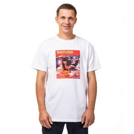 Pánské tričko - Horsefeathers WALLACE T-SHIRT - 1