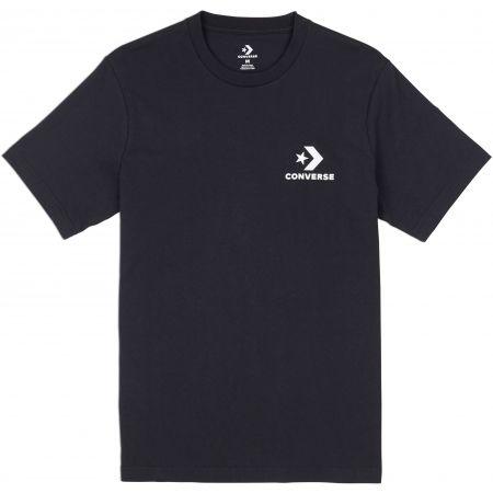 Converse LEFT CHEST STAR CHEVRON TEE - Pánské triko