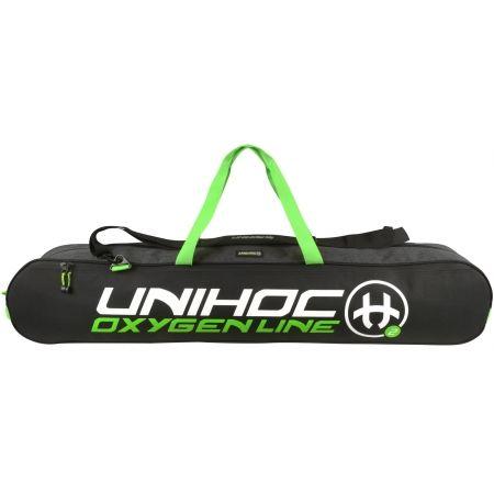 Unihoc OXYGEN LINE 12 JR - Taška na florbalky