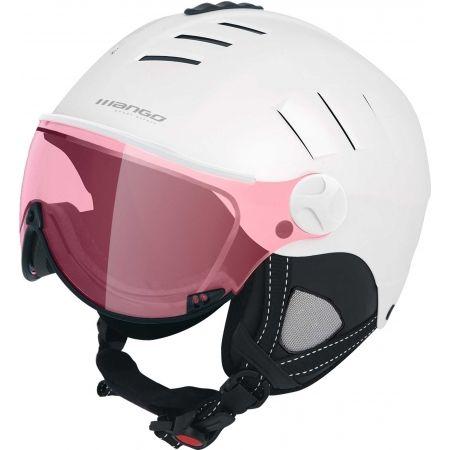 Mango VOLCANO VIP - Dámská lyžařská přilba s visorem