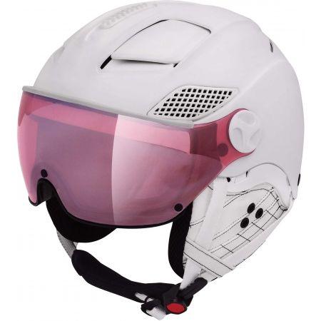 Mango MONTANA VIP - Unisex lyžařská přilba s visorem