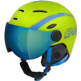Etape RIDER PRO - Dětská lyžařská přilba s visorem