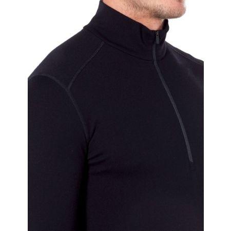 Pánské funkční triko - Icebreaker TECH LS HALF ZIP - 5