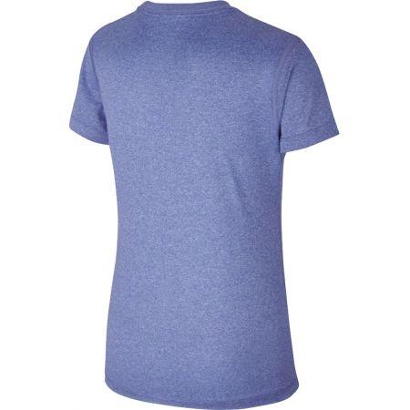 Dívčí sportovní triko - Nike LEGEND SS TOP YTH - 2