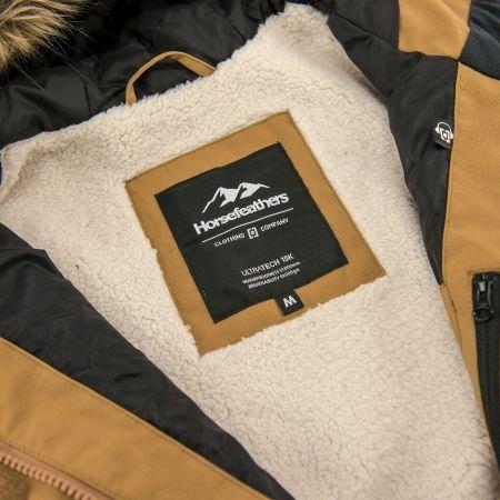 Dámská lyžařská/snowboardová bunda - Horsefeathers POPPY JACKET - 3