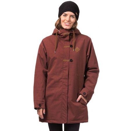 Horsefeathers ALVA JACKET - Dámská lyžařská/snowboardová bunda