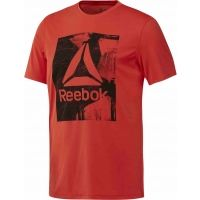 Reebok WORKOUT READY GRAPHIC SMU TOP