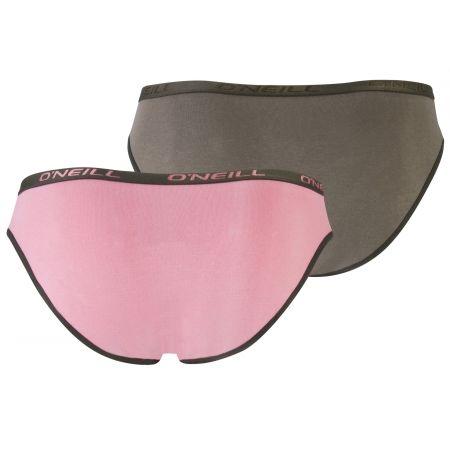 Dámské spodní kalhotky - O'Neill SLIP 2-PACK - 2