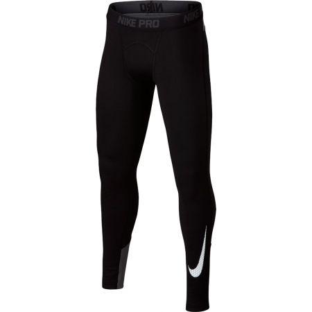Chlapecké sportovní legíny - Nike WM TGHT GFX - 1