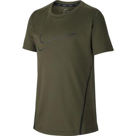 Chlapecké sportovní triko - Nike NK DRY TOP SS - 1