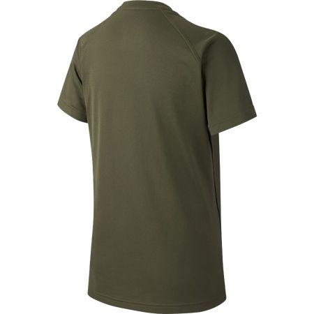 Chlapecké sportovní triko - Nike NK DRY TOP SS - 2