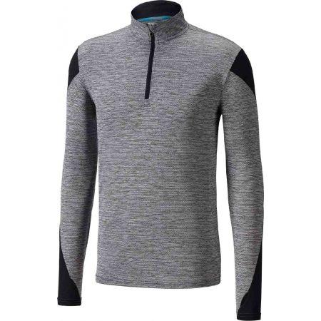 Mizuno ALPHA LS HZ - Pánské běžecké triko s dlouhým rukávem