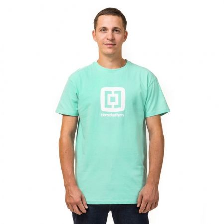 Pánské tričko - Horsefeathers FAIR T-SHIRT - 1