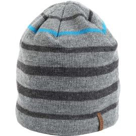 Finmark DIVISION - Pánská pletená čepice