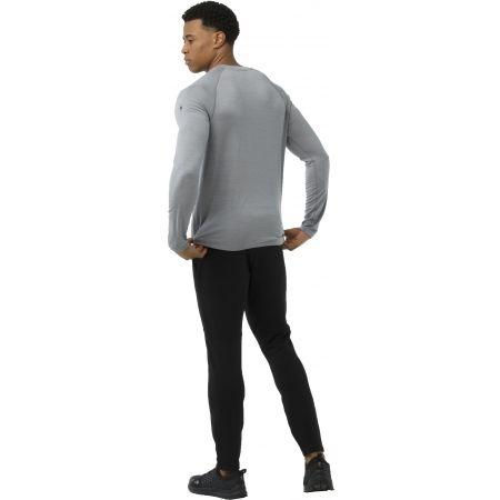 Pánské tričko - Smartwool MERINO 150 BASE P LS M - 3
