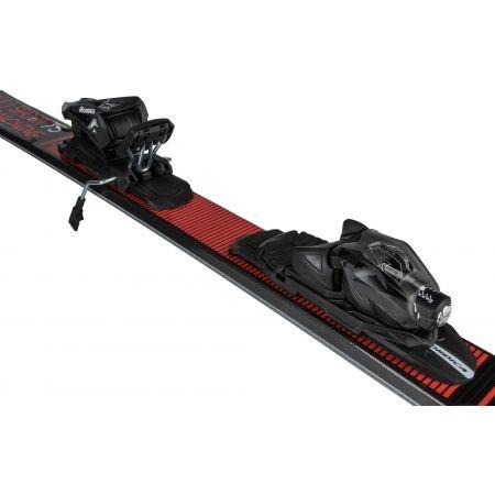 Sjezdové lyže - Nordica SPORTMACHINE 75 + P.R EVO - 7