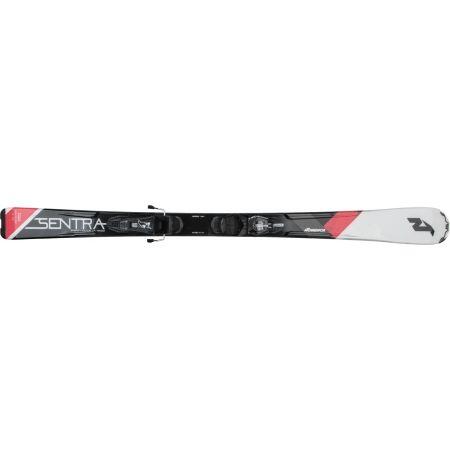 Dámské sjezdové lyže - Nordica SENTRA S2 + P.R EVO - 2