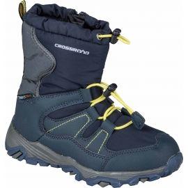 Crossroad CEBE - Dětská zimní obuv