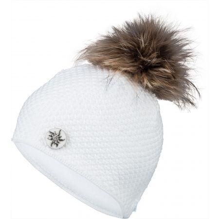 R-JET TOP FASHION ALPINKA - Dámská pletená čepice