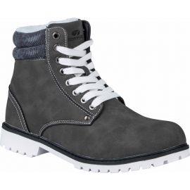 Numero Uno FARM GREY L - Dámská zimní obuv