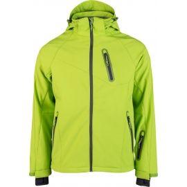 Willard FABIAN - Pánská softshellová lyžařská bunda