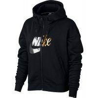 Nike NSW RALLY HOODIE FZ MATALIC