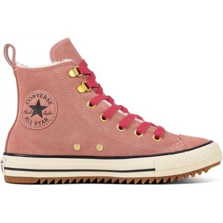 Dámské zimní kotníkové tenisky - Converse CHUCK TAYLOR ALL STAR HIKER BOOT