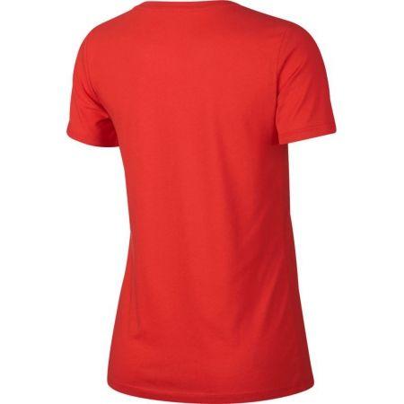 Dámské triko - Nike NSW TEE NIKE MTLC BLOCK - 2