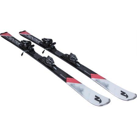 Dámské sjezdové lyže - Nordica SENTRA S2 + P.R EVO - 4