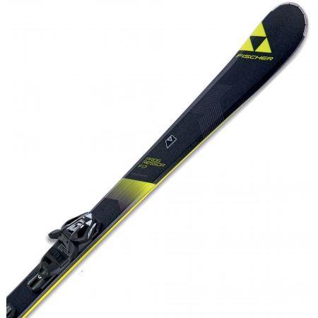 Sjezdové lyže - Fischer PROGRESSOR F17 + RS10 PR - 1