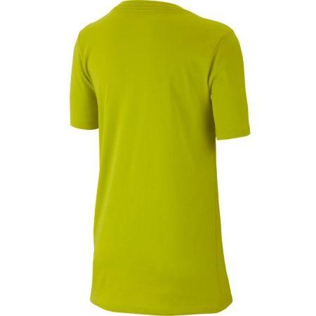 Chlapecké triko - Nike CTN CREW FUT ICON TD TEE YTH - 2