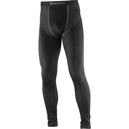 Pánské termo kalhoty - Salomon PRIMO WARM TIGHT M - 1