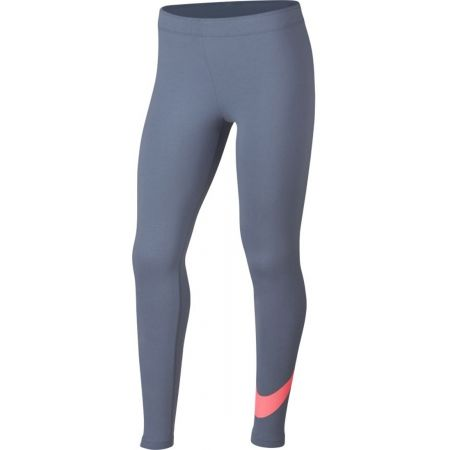 Dívčí legíny - Nike NSW FAVORITES SWSH TIGHT - 1