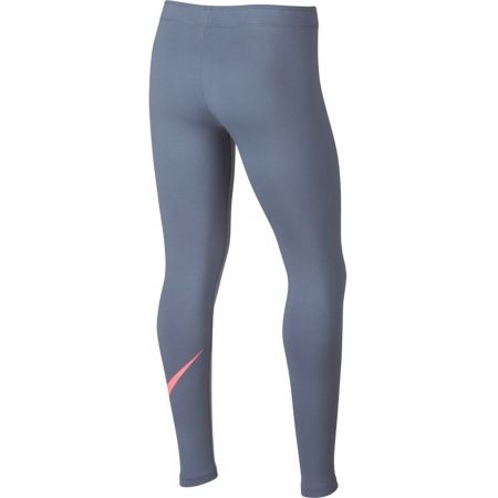 Dívčí legíny - Nike NSW FAVORITES SWSH TIGHT - 2