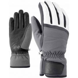 Ziener KAILEY AS AW LADY BLACK - Dámské lyžařské rukavice
