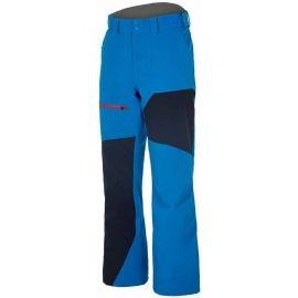 Ziener TIONESTA BLACK - Pánské lyžařské kalhoty