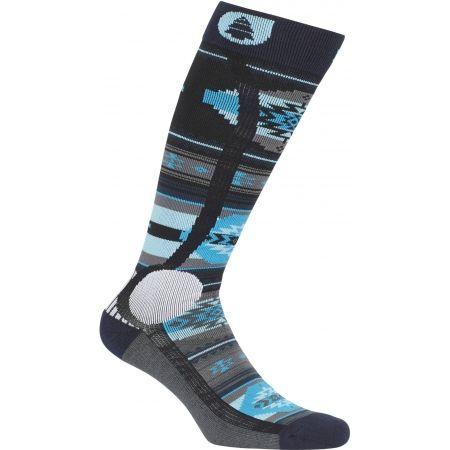 Lyžařské ponožky - Picture WOOLING - 1