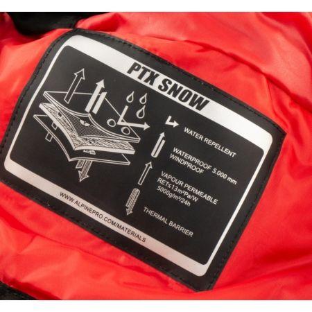 Pánská lyžařská bunda - ALPINE PRO QUARTZ 3 - 9