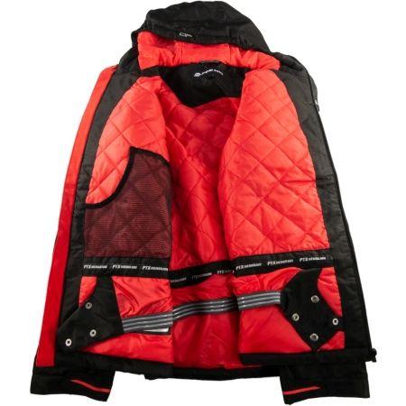 Pánská lyžařská bunda - ALPINE PRO QUARTZ 3 - 3