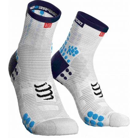 Compressport RACE V3.0 RUN HI - Běžecké ponožky