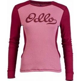 Odlo SUW WOMEN'S TOP L/S CREW NECK ORIGINALS WARM