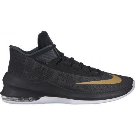 Nike AIR MAX INFURIATE 2 MID - Pánská basketbalová obuv