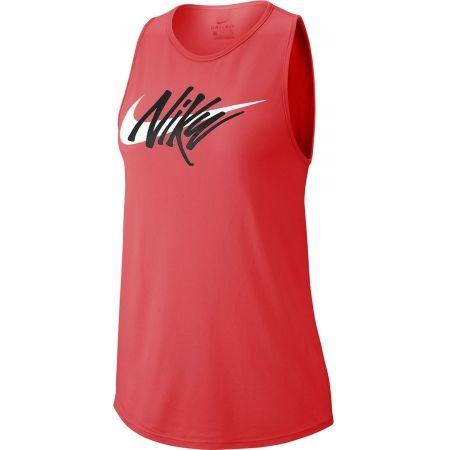 Nike NK DRY LEG TANK TOM SWOOSH - Dámské sportovní tílko
