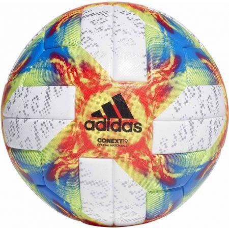 adidas CONEXT 19 OFFICIAL MATCH - Fotbalový míč