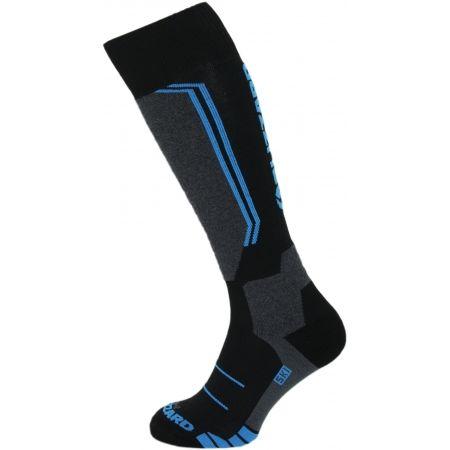 Lyžařské ponožky - Blizzard ALLROUND WOOL SKI SOCKS - 1